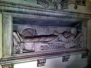 San Bernardo alle Terme - Tomb of Friedrich Overbeck