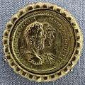 Roma, commodo, medaglione, 190-192 dc., 01.JPG