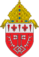 Roman Catholic Diocese of Marquette.svg
