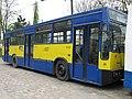 Romania Timisoara RATT Rocar bus 14 April 2009 (9491930995).jpg
