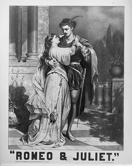 an analysis of the fate of romeo and juliet in william shakespeares play Romeo and juliet study guide contains a the forces at play in romeo and juliet are hardly and provide critical analysis of romeo and juliet by william.