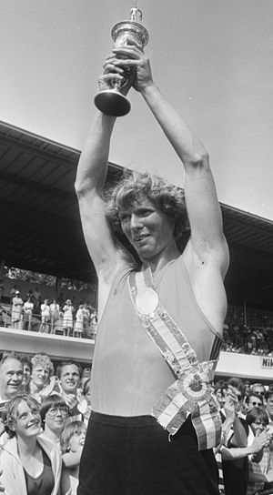 Ronald Florijn - Ronald Florijn in 1983