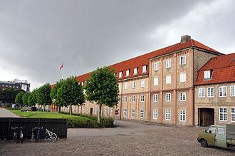 Rosenborg Barracks - Image: Rosenborg Barracks