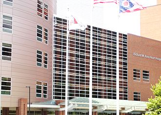 Ohio State University Wexner Medical Center - Richard M. Ross Heart Hospital at Ohio State Wexner Medical Center