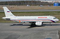 VQ-BAR - A319 - Rossiya