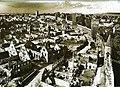 Rothenburg ob der Tauber Bomben Zerstörung Weltkrieg 1945.jpg