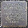 Stolperstein für Rudolf Müller