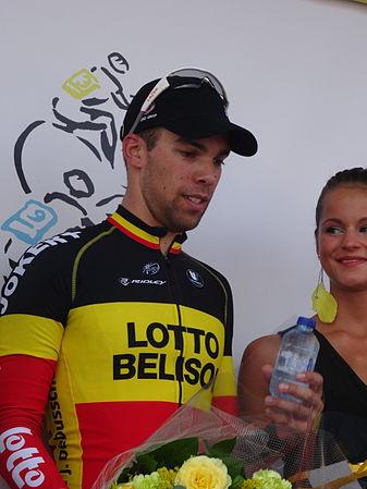 Rumillies (Tournai) - Tour de Wallonie, étape 1, 26 juillet 2014, arrivée (C02).JPG