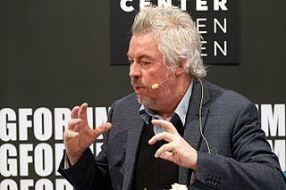 Rune Christiansen Norwegian writer