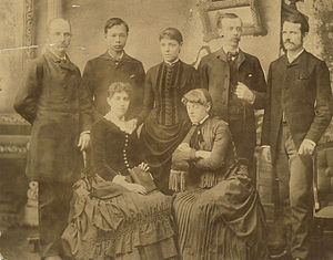 Old University of Chicago - 19th Century Students of the University of Chicago
