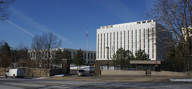 Russian Embassy US, From WikimediaPhotos