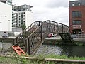 Rusty Bridge - Brayford Wharf East - geograph.org.uk - 1482990.jpg
