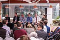 Ruth Anderson, Stephen Blackburn, Brian Eardley, Jim Wright, Jane Custance - GovTech Catalyst Round 3 Launch Event 2019.jpg
