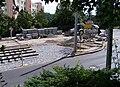 Sídliště Červený Vrch, Evropská, rekonstrukce TT, u Nigerijské.jpg