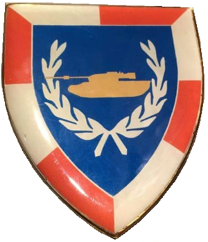 1 South African Tank Regiment - SANDF 1 SA Tank Regiment emblem