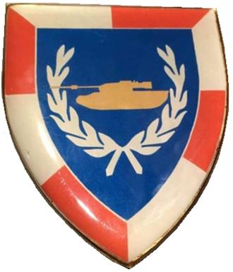 1 South African Tank Regiment - SANDF 1 SA Tank Regiment emblem