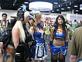 SDCC 2011 - Cosplayers (5973625394).jpg