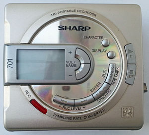 Sharp Corporation - Sharp MD-MS701H