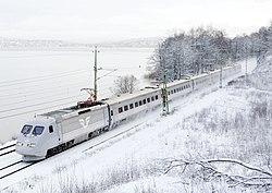 SJ X2 in snow Jonsered 2007-01.jpg