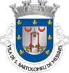 Coat of arms of São Bartolomeu de Messines