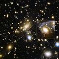 SN Refsdal and MACS J11496+2223 by Hubble.jpg