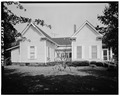 SOUTH SIDE - Vinson House, Woolfolk Road, North of U.S. 341-State Route 7, Fort Valley, Peach County, GA HABS GA,113-FOVA,1-3.tif