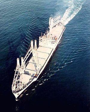 Keystone State-class crane ship - Image: SS Keystone State (T ACS 1)