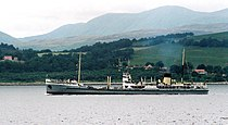 SS Shieldhall in Clyde 2005.jpg