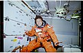 STS065-03-003 - STS-065 - STS-65 crew on middeck after insertion into orbit - DPLA - 51f503af5dadc3d9a58dfb2a88cac677.jpg