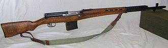 Kalashnikov Concern - Image: SVT 40 1941 Izhevsk 01