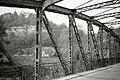 Saalebrücke, Dornburg. Saale bridge, DDR May 1990 (4688392913).jpg