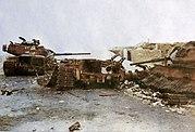 Saeqa IDF Tanks Ismailia