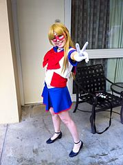 Sailor V cosplay.jpg
