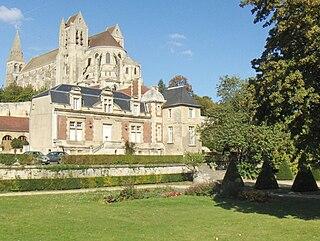 Saint-Leu-dEsserent Commune in Hauts-de-France, France