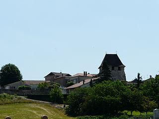 Saint-Sulpice-de-Roumagnac Commune in Nouvelle-Aquitaine, France