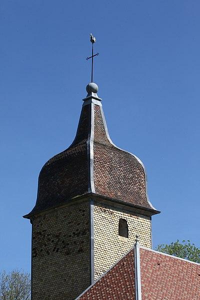 Église de Sainte-Anne (Doubs).