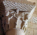 Sainte-Croix (Dordogne) - Église Sainte-Croix -12.JPG