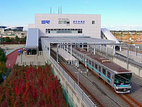 Image illustrative de l'article Saitama Rapid Railway