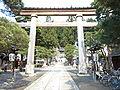 Sakurayama-hachiman ninotorii.jpeg