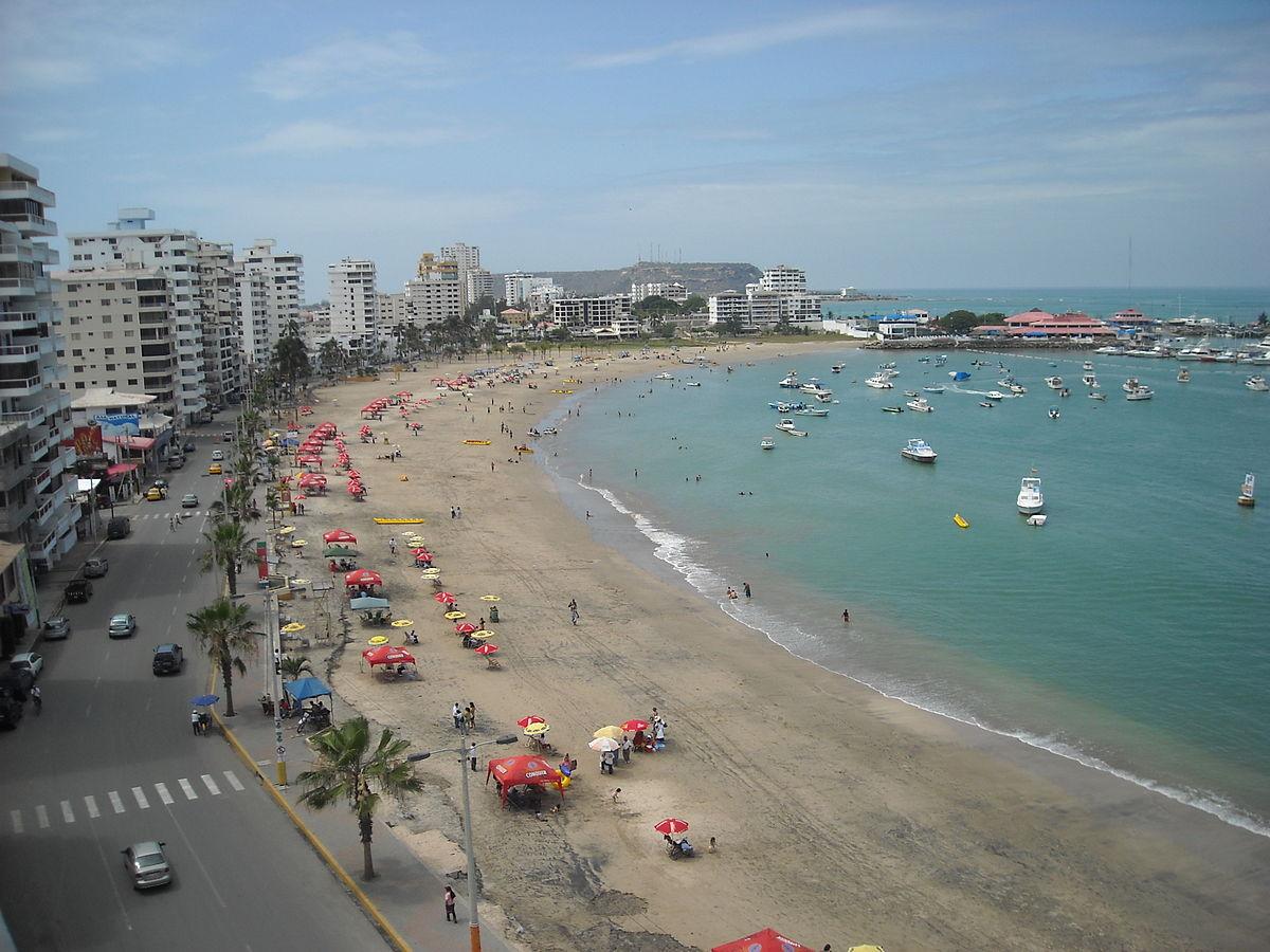 эквадор фото пляжей заполнено пресной водой