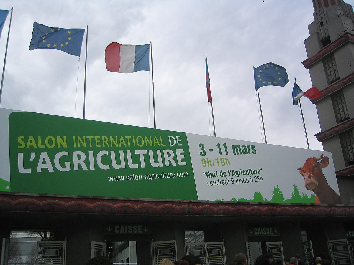 Paris international agricultural show wikidata - Nombre de visiteurs salon de l agriculture ...