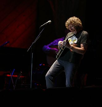 Sam Bush - Image: Sam Bush Mandolin