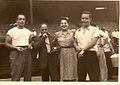 Samuels family Yankee Stadium 1942.jpg