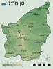 San marino map-he.png
