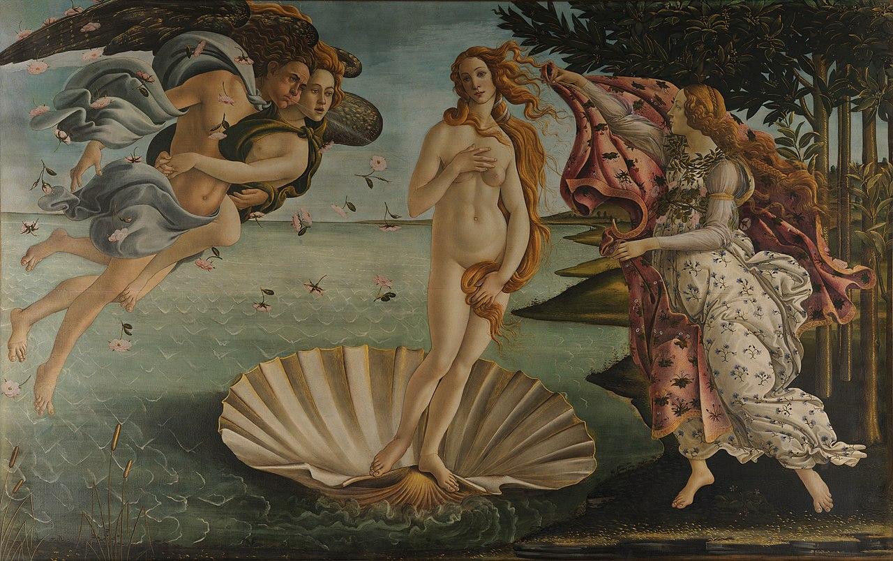 Datei:Sandro Botticelli - La nascita di Venere - Google Art Project.jpg –  Wikipedia