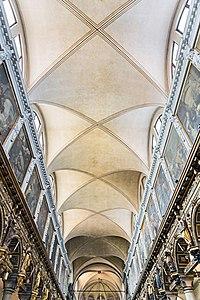 Santa Maria dei Carmini (Venice) - Volta a crociera.jpg