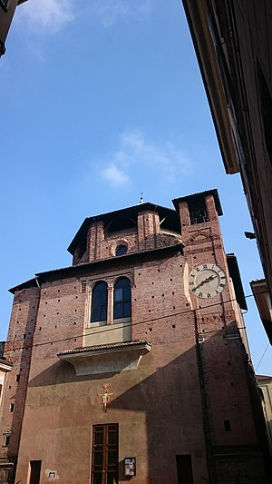 Santa Maria di Canepanova - Image: Santa Maria di Canepanova