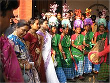 Image result for santal schedule tribe of bengal