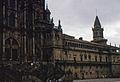 Santiago de Compostela-Fachada do Obradoiro-1967 08 25.jpg
