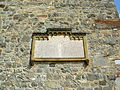 Santo Stefano, plaque war memorial (Carrara Santo Stefano, Due Carrare).jpg